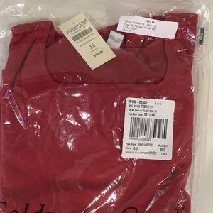 Women's Sweater 3X Red